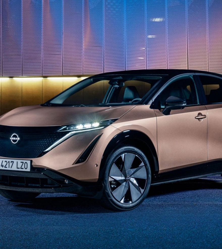 Nissan reinventa el 4×4 con el sistema 'e-4orce'
