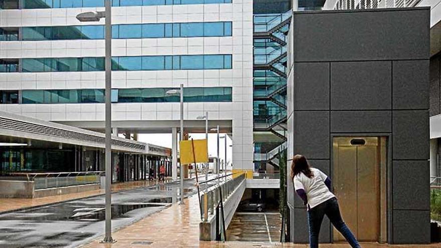 Una década de crecimiento asistencial del nuevo hospital