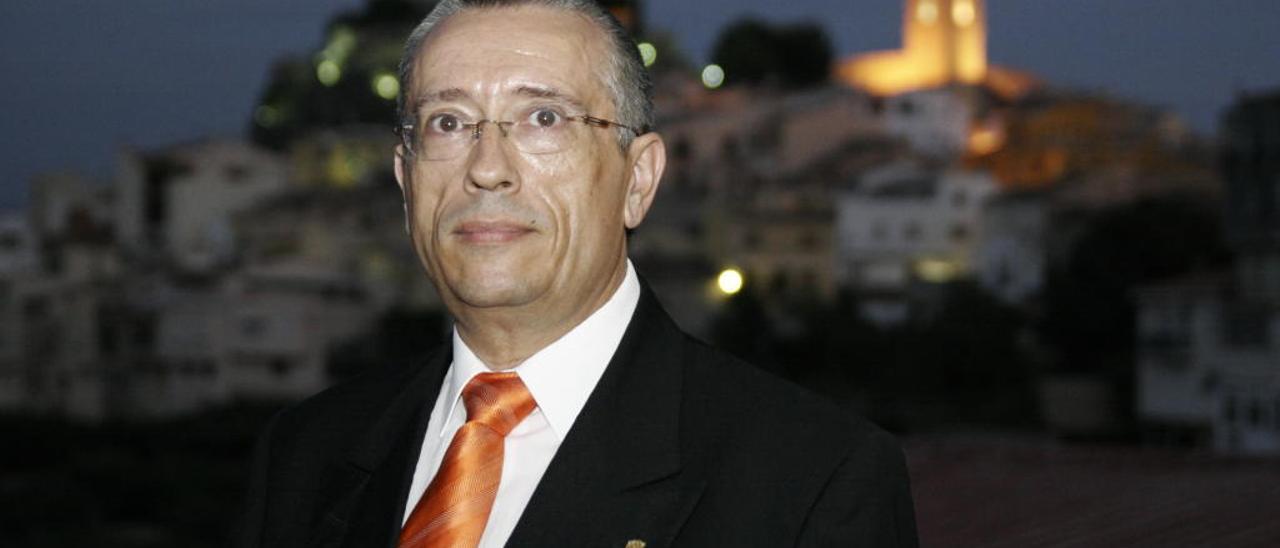 Alejandro Ponsoda, un año antes del crimen.