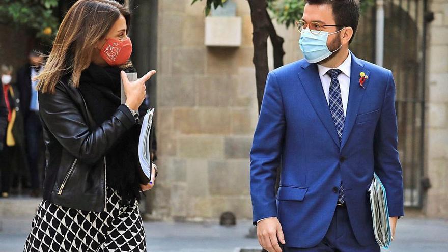El Govern aixeca el control financer a la Generalitat