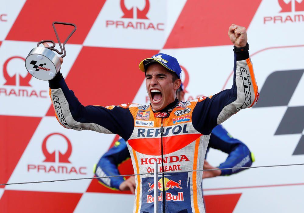 Gran Premio de MotoGP, en imágenes