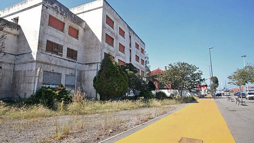 La vieja sede de la Ayudantía Militar de Marina, a subasta por 225.000 euros