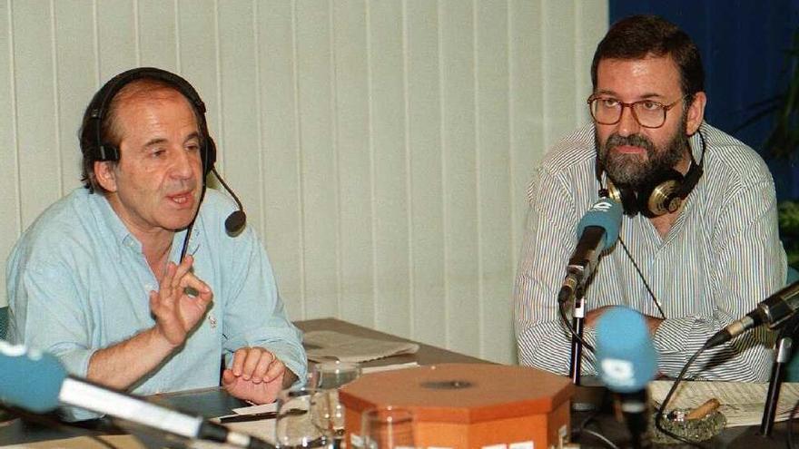 José María García, icono del periodismo deportivo, repasa su vida en un programa de televisión