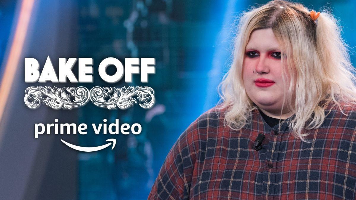 Esty Quesada ('I'm a pringada'), contestant of 'Celebrity Bake Off' on Prime Video