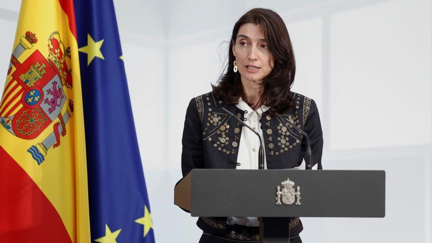 Directo | La ministra de Justicia valora la sentencia del Constitucional sobre la nulidad del primer estado de alarma