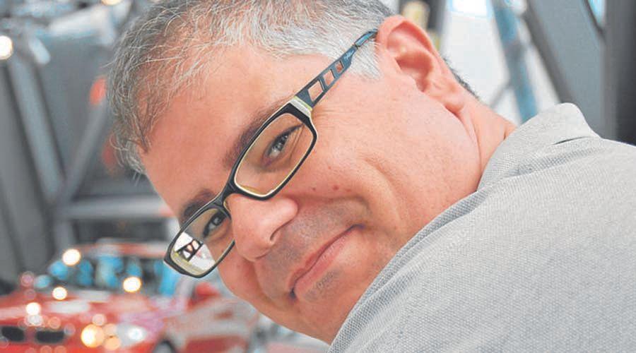 Ángel Castaños