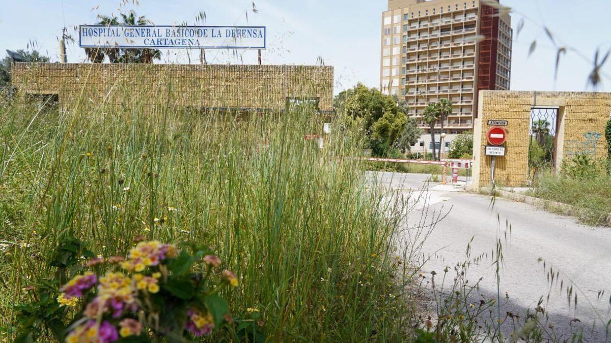 El antiguo Hospital Naval podría ser cedido al Ayuntamiento
