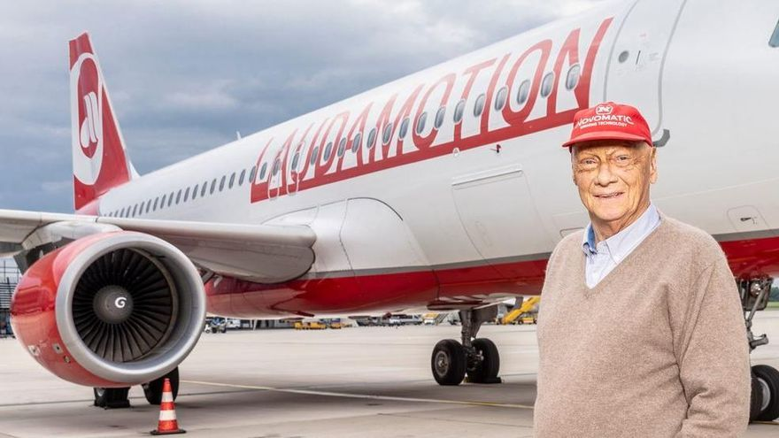 """""""Niki, wir vermissen dich"""" - Trauer um Mallorca-Airline-Gründer"""
