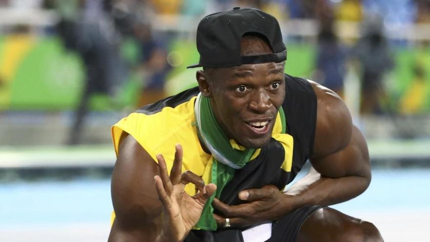 Bolt hace historia al conquistar su noveno oro olímpico
