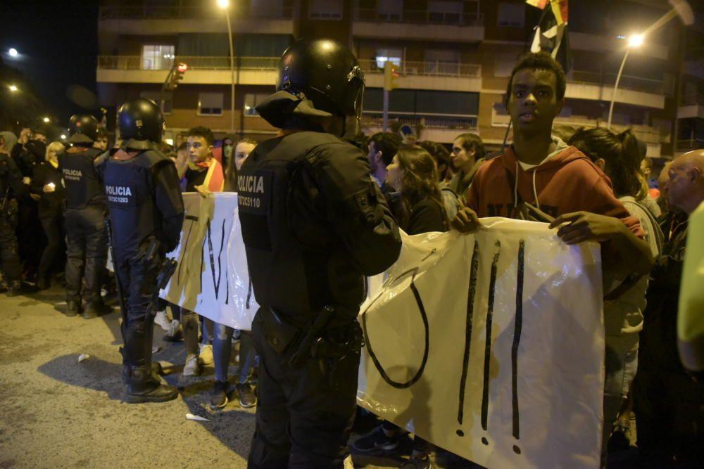 Manifestació de la sentència