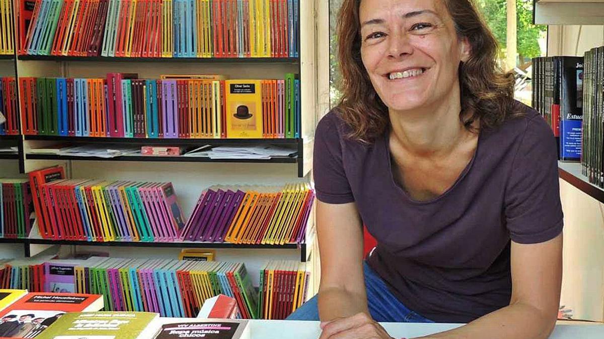 Esther García Llovet.   | // FDV