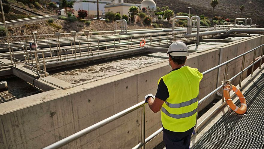 Adjudicada la depuradora de Montaña Reverón por 22,1 millones de euros