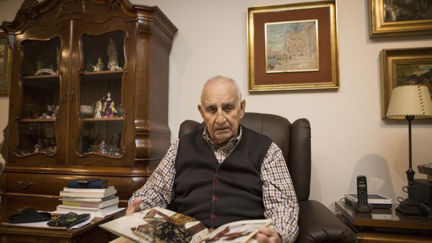 Fallece Nicolás Arganza, el arquitecto del Banco de España en Oviedo