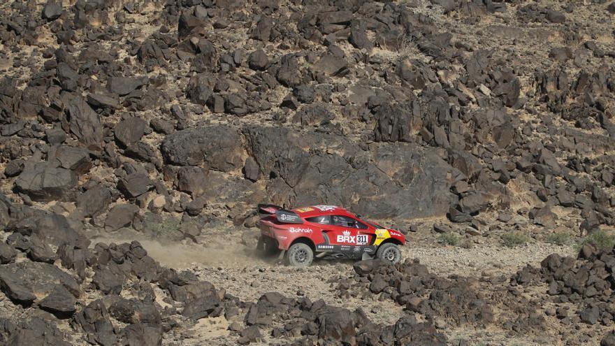 Gerard Farrés queda quart a la primera etapa del Dakar
