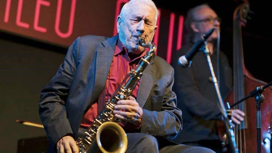 Un jazzman de Falces