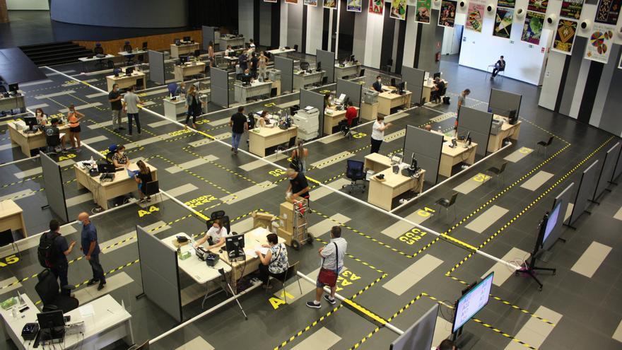 Los hackers 'toman' el Ayuntamiento de Castelló