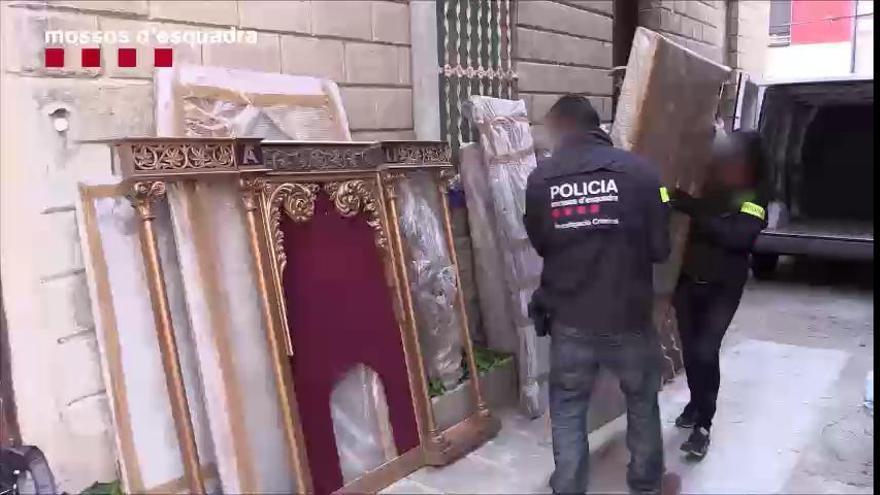 Envien a la presó l'exrector de Sant Vicenç David Vargas per estafar dones grans