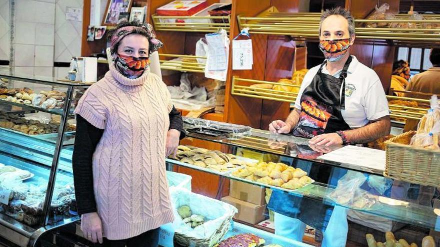 La vuelta del bar y el horno insufla vida a Millares en plena pandemia