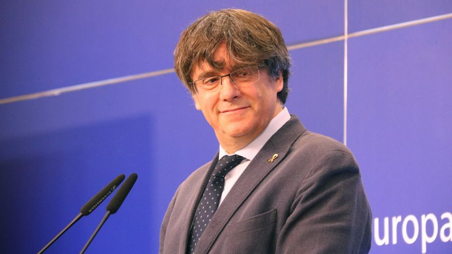 La justícia europea retorna provisionalment la immunitat a Puigdemont, Comín i Ponsatí