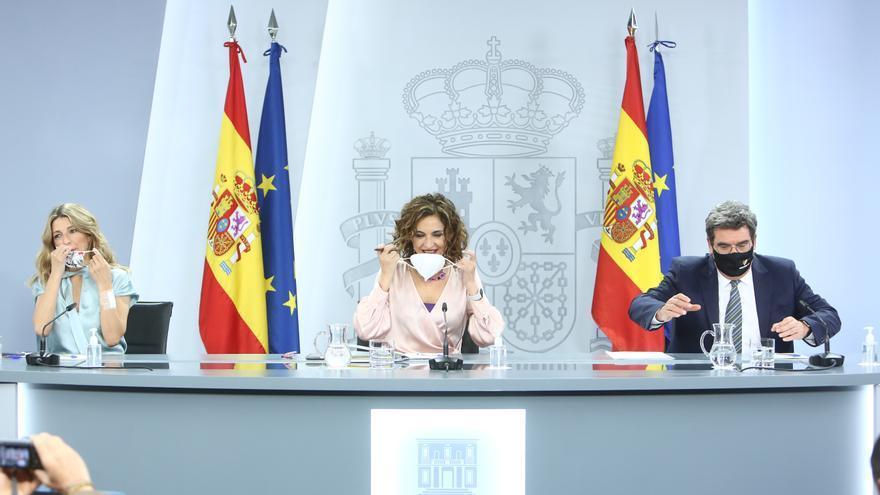 La factura de sostener los ERTE y las ayudas de autónomos: 39.507 millones de euros