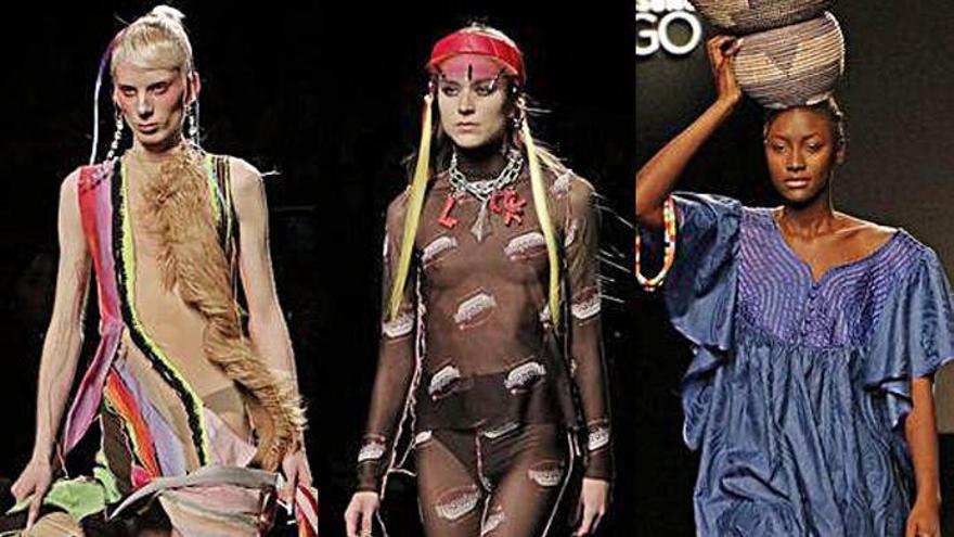 Moda con futuro que mira al pasado