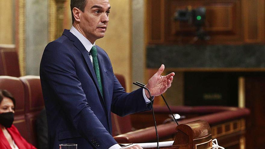 Sánchez anuncia ayudas de 11.000 millones de euros para el turismo y la hostelería