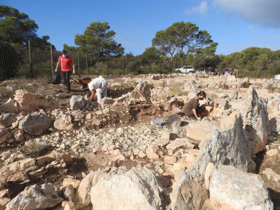 Poblado prehistórico de Es Cap II