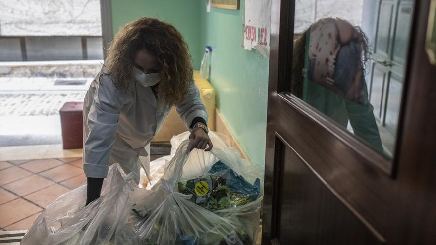 El coronavirus desde el lado de la pobreza en Zamora