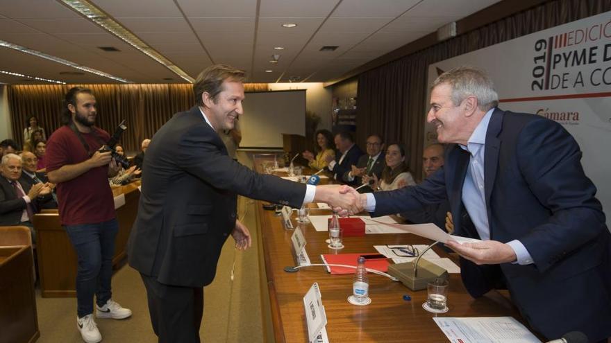 Genesal Energy, premio Pyme del año en A Coruña