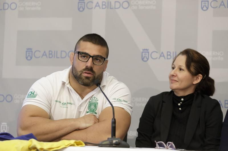 Liga de Tenerife de Lucha Canaria (presentación)