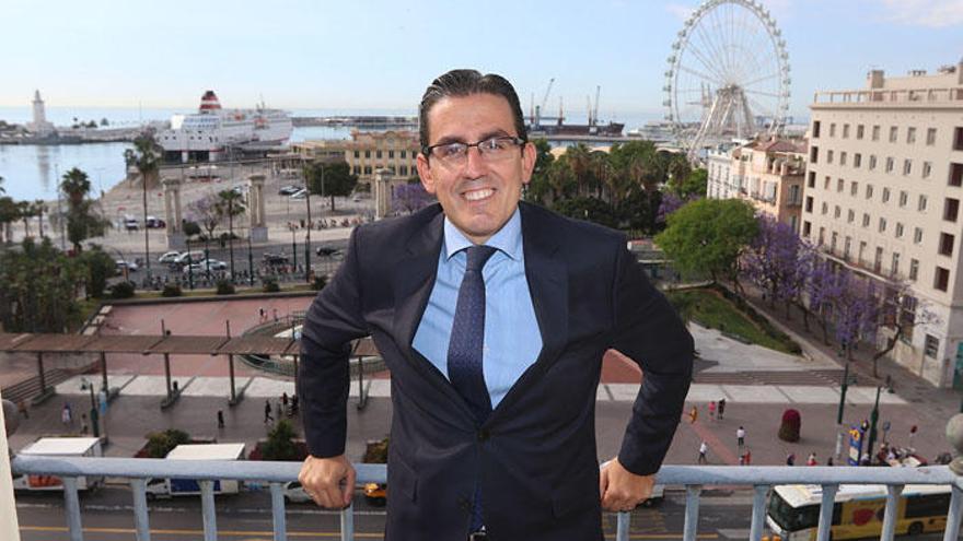 Sergio Corral relevará a Eduardo García como presidente del Unicaja y Juanma Rodríguez se perfila como director deportivo