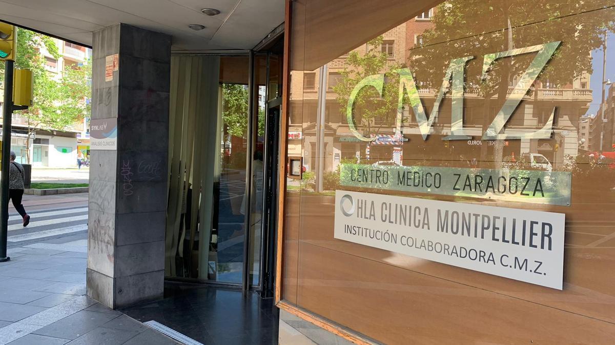 Especialistas de HLA Montpellier pasarán consulta en las instalaciones del Centro Médico Zaragoza.