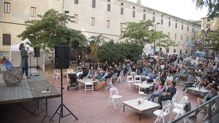 La Festa Major Alternativa munta un micromecenatge per, entre d'altres, potenciar l'espai de la Terrasseta