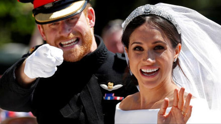 Enric i Meghan deixen la família reial britànica