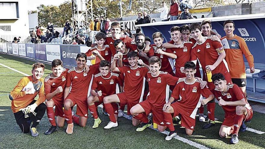 Debut agridulce de Balears sub-16 y 14 en el Nacional