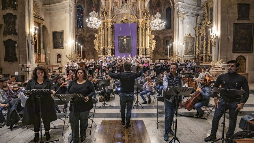 La Capella Mallorquina interpreta hoy el Réquiem de Fauré