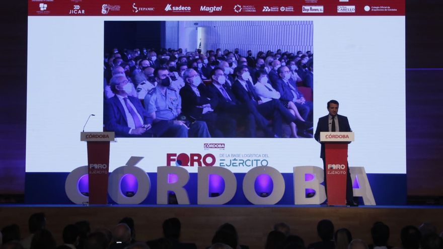 """José María Bellido: """"Tenemos la oportunidad de escribir la Córdoba del futuro"""""""