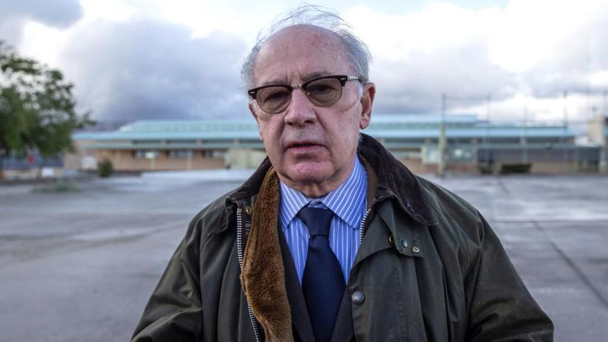L'Audiència Nacional concedeix la llibertat condicional a Rodrigo Rato