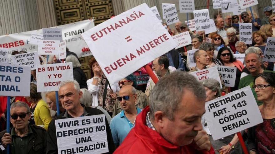 La Junta aprobará hoy el decreto regional de la ley de eutanasia