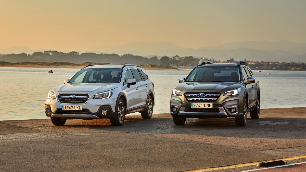 Nuevo Subaru Outback 2021: llega la versión más aventurera