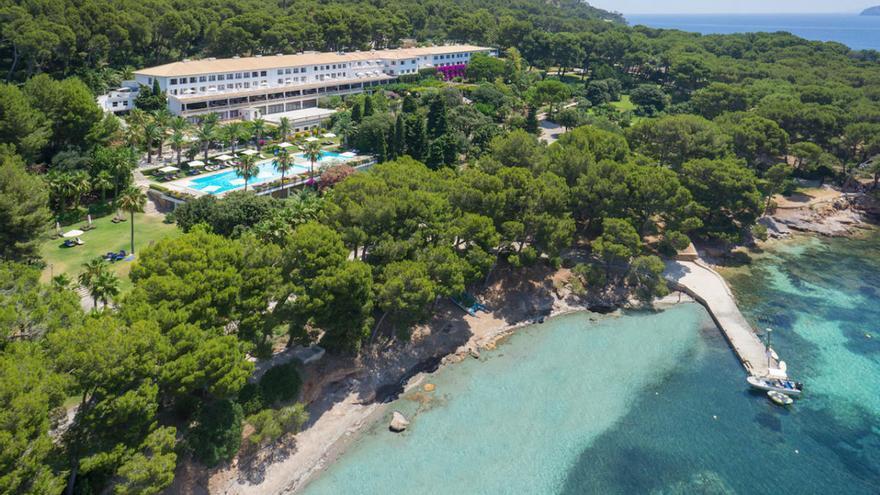 El grupo Barceló abre mañana las puertas del hotel Formentor