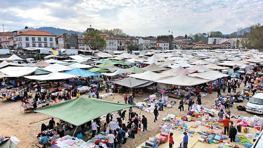 A falta de playa, feria: ¿Cuándo y dónde hay mercadillo en Portugal?