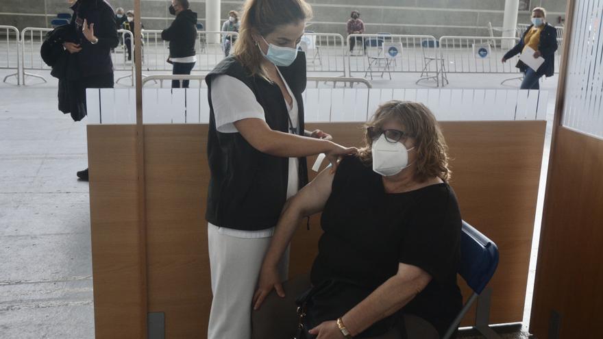 Bajan la presión hospitalaria y los ingresados en la UCI