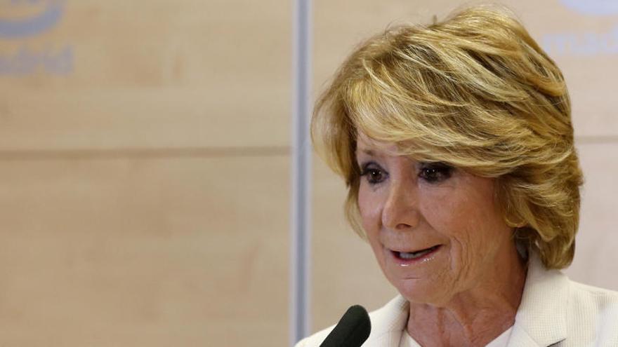 """El juez ve un """"papel decisivo y esencial"""" de Aguirre"""