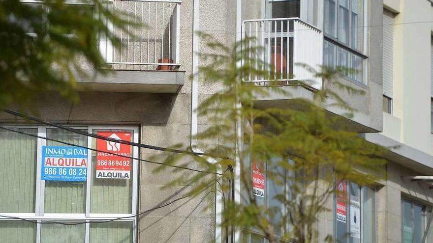 El precio del alquiler sube un 7% en 2017 y sitúa a Pontevedra como la tercera ciudad gallega más cara