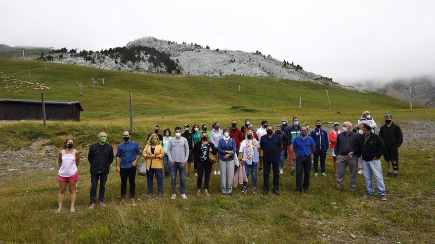 El anuncio del cierre de Candanchú cae como una bomba en esta zona del Pirineo