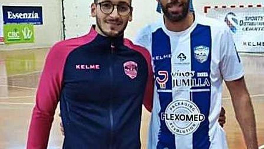 Rubén Zamora vuelve a jugar al fútbol sala con 39 años
