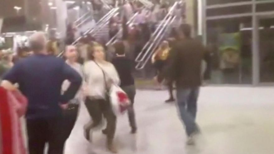 Comienza la investigación del atentado en Manchester Arena