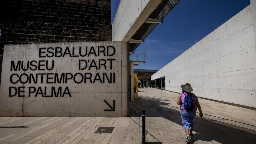 Critican que las compras de Es Baluard beneficien a las galerías y no a los artistas