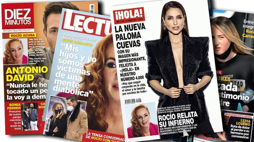 El elegante resurgir de Paloma Cuevas: Ponce no está ni se le espera